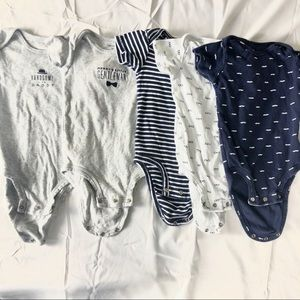 5 onesies for 18 months toddler